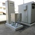 『地区公民館に蓄電池システム設置』